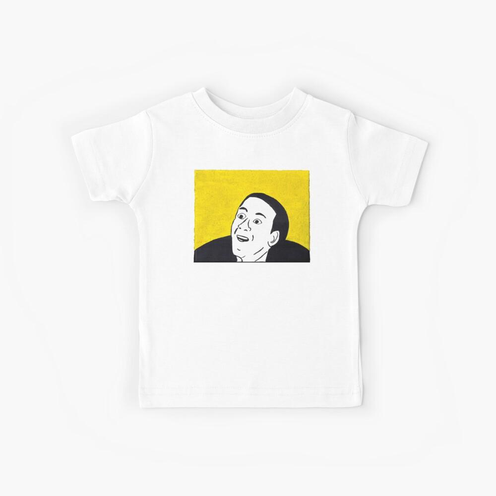 Sagst du nicht? Kinder T-Shirt