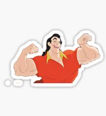 Gaston Sticker