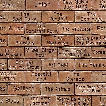 The Cavern Wall of Fame by Paulsr