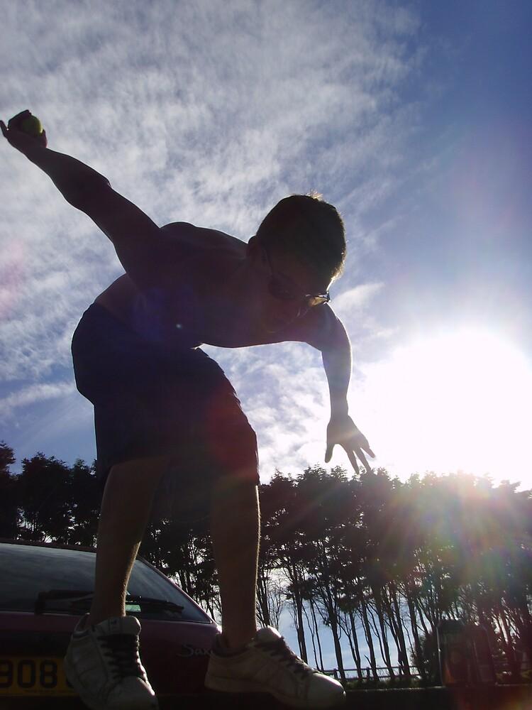 phat air jump by Ash Crossland