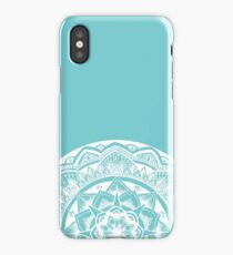 Mandala - coloured iPhone Case/Skin