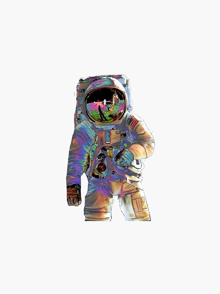 Astronauta de enocescobar0