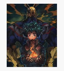 My Hero Academia #08 Photographic Print