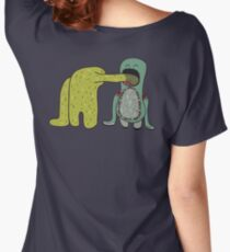 I like you so much (I could eat you) #digistickie Women's Relaxed Fit T-Shirt