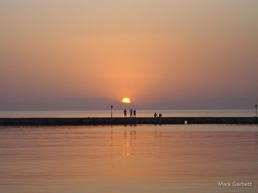 A sunset should be shared by Mark Garbett