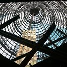 Melbourne Shot Tower by Roz McQuillan