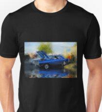 Dodge Dart Swinger Photo Abstract T-Shirt