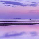Blairgowrie Moonrise by Sam Sneddon