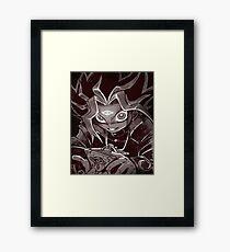 Yu-Gi-Oh #02 Framed Print