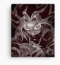 Yu-Gi-Oh #02 Canvas Print