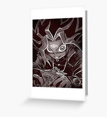 Yu-Gi-Oh #02 Greeting Card