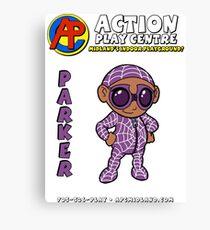 APCrew - Parker (NAME) Canvas Print