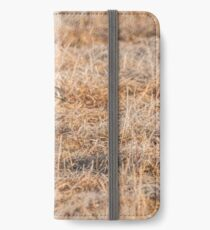 Prairie Chicken 11-2015 iPhone Wallet