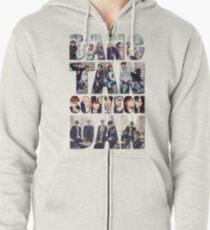 BTS  Zipped Hoodie