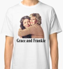 Grace and Frankie Hug 2 Classic T-Shirt