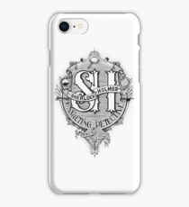 Sherlock Holmes - Consulting Detective iPhone Case/Skin
