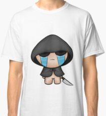 The Binding Of Isaac Rebirth Sinful Isaac SFW Classic T-Shirt