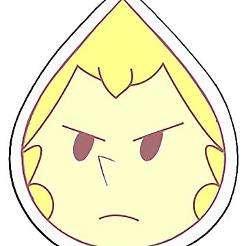 Steven Universe Yellow Pearl Point by BondofBlood