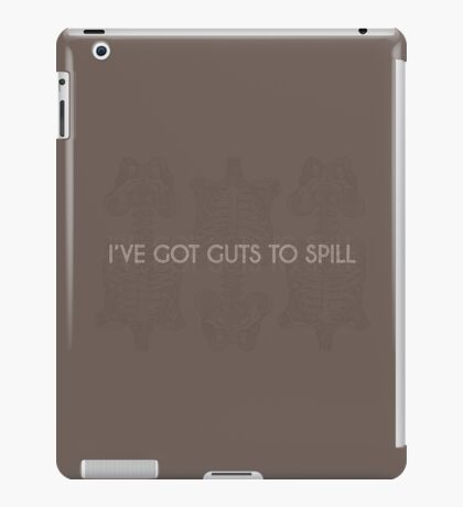 Time to Waste iPad Case/Skin