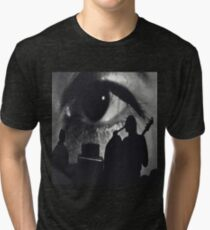 Sixties Psychedelic Rock Tri-blend T-Shirt