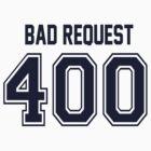 Error 400 - Bad Request - Navy by JRon