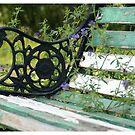 Bench by Danita Hickson