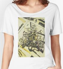 Nautical and maritime anchors Women's Relaxed Fit T-Shirt