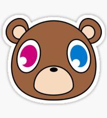 Kanye Bear Sticker