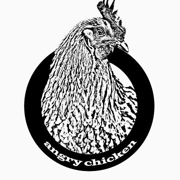 Angry Chicken by harmoniccontent