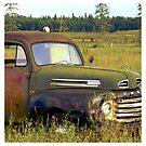 Old Truck by Danita Hickson