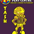 APCrew - Yash (NAME) by MikePHearn