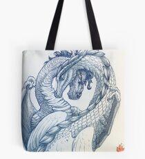 Love Dragons; Ancient Love Tote Bag