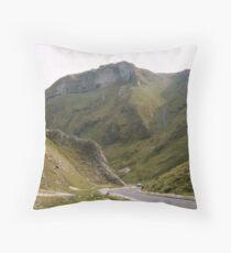 Castleton, The Winnats Throw Pillow