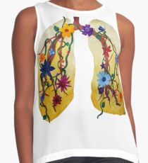the breath of life. Contrast Tank