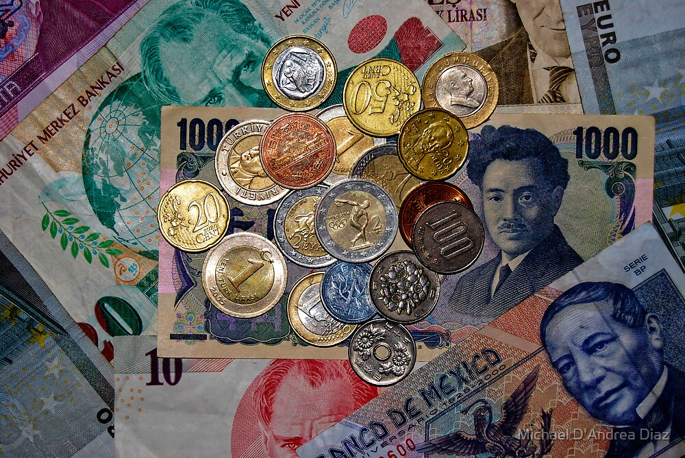 The Color Of Money by Michael D'Andrea Diaz