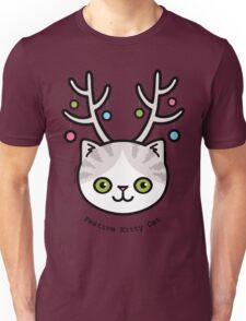 Festive Kitty Cat T-Shirt