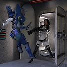 Confrontation by JayJay70