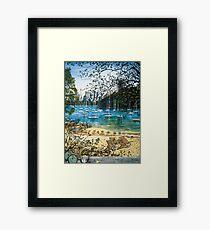 Sirius Cove - Sydney Framed Print