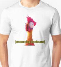 Hei Hei Unisex T-Shirt