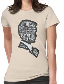 Legendary Womens Fitted T-Shirt