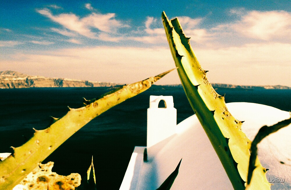 Santorini 1 by Loisw