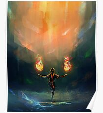 """"""" Fire Bending """" 