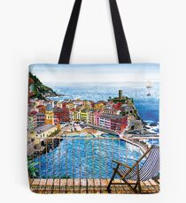 Vernazza - Italy Tote Bag