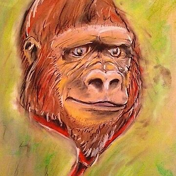 Realistic Donkey Kong by FlannelDave