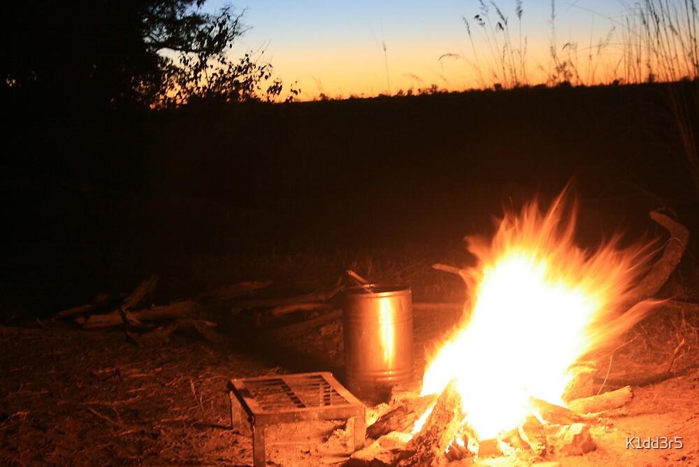 Camp Fire  by K1dd3r5