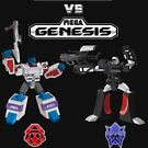 Transformers: Console Wars - OptiSNES vs. MegaGen! by MikePHearn