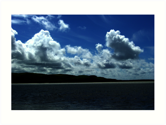 Portmeirion Sky by Gordon Hewstone