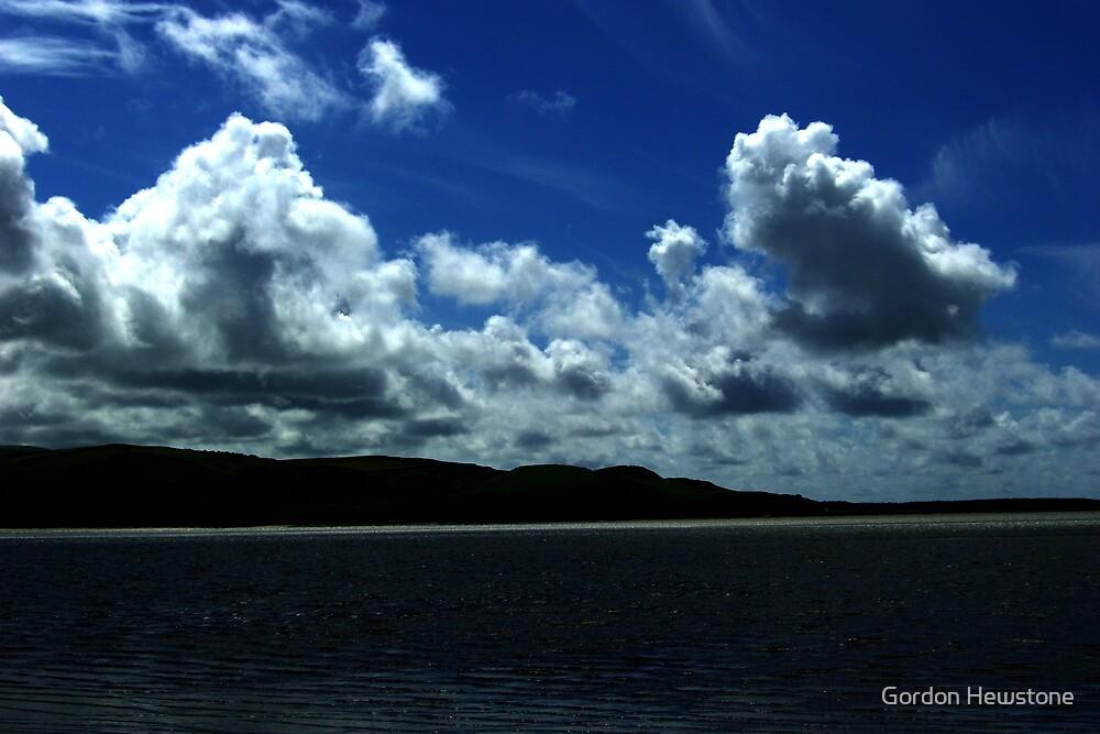 Portmeirion Sky by Gordon Hewstone