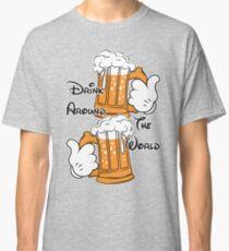 Drink around the world Classic T-Shirt