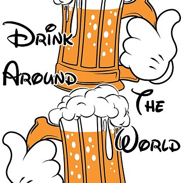 Drink around the world by Amznfx